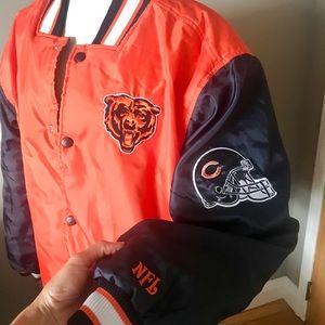 Chicago Bears Reversible Jacket
